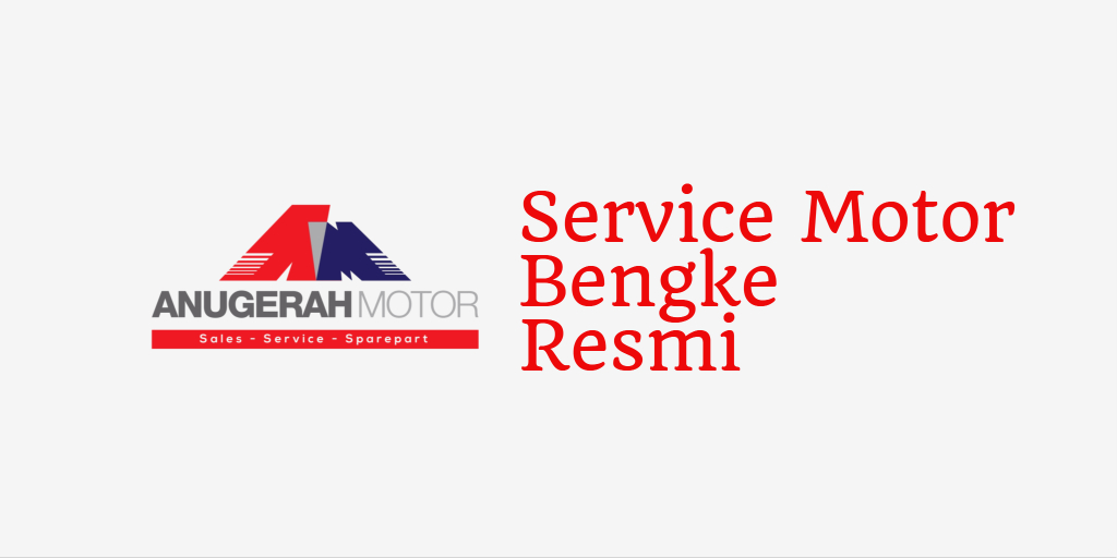 Service Motor Bengke Resmi