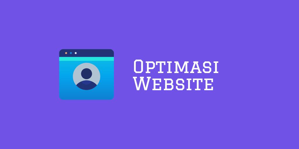Tahap Optimasi Website