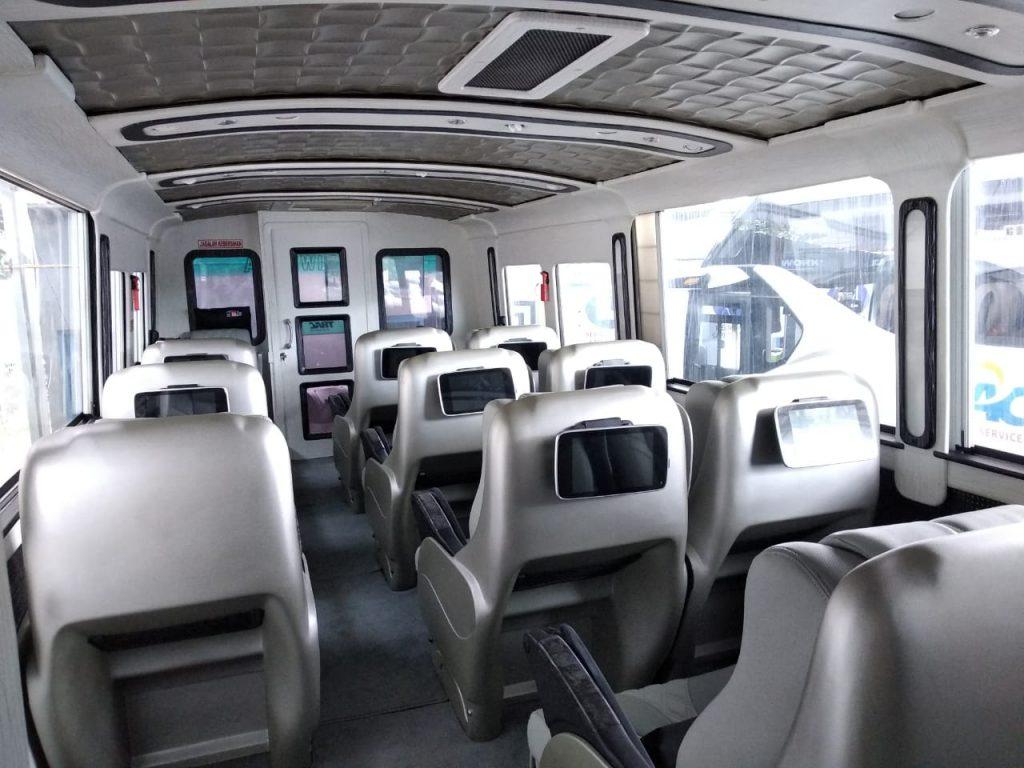 Harga Sewa Medium Bus di Jakarta